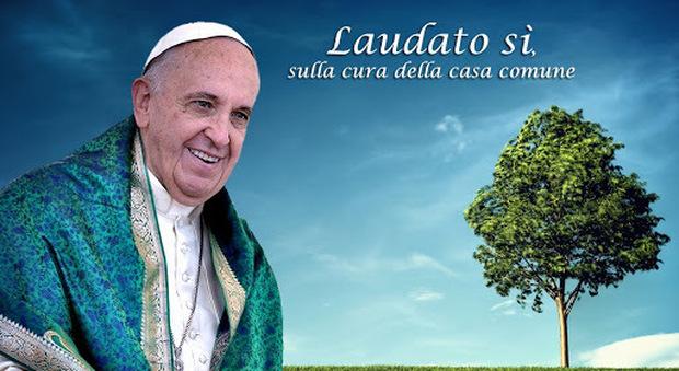 Papa Francesco accelera sull'ambiente, serve un nuovo rapporto tra economia, mercato e persone