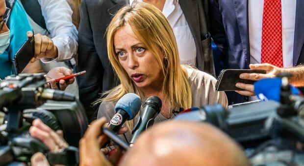 Giorgia Meloni a Porta a Porta: «Mezza sinistra utilizza la morte di Willy per attaccare me»