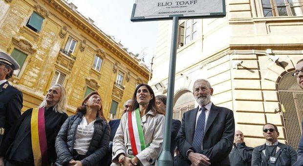 Roma, dedicata una via a Elio Toaff, rabbino capo per 50 anni