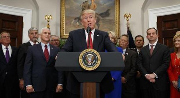 Trump rottama lo storico trattato Usa-Urss sui missili