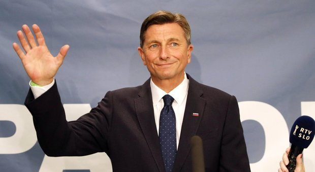 Slovenia, Pahor si conferma presidente con il 53% dei consensi