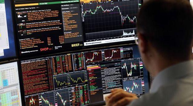Borsa: Europa contrastata, Milano -0,2%