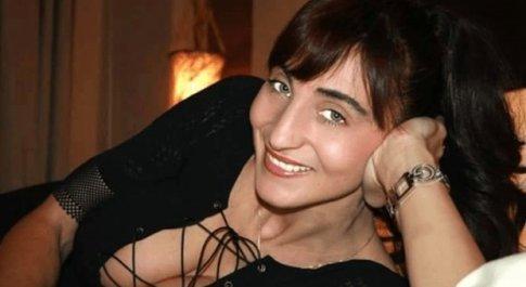 Anna Ciriani in alcune foto che nel 2008 condussero alla sua temporanea sospensione
