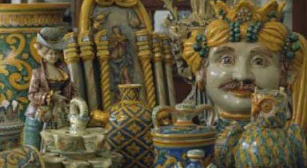 Sicilia viaggio dautunno nellisola di ceramica