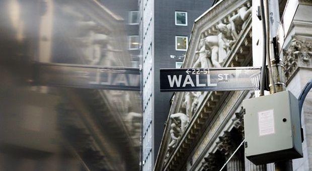 Picco Nuova Una Finanziaria Wall A Timori Street Sui Di Crisi wZnF6qE