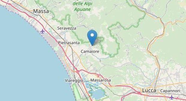 Terremoto in Versilia di 2.6, paura tra la popolazione: «Un boato, poi la vibrazione»