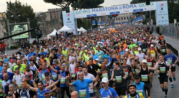 Maratona di Roma, 100 mila al via. Trasporti, mappa e strade chiuse: cosa c'è da sapere