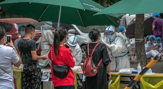 Coronavirus Pechino, sale l'allerta: cancellati tutti i voli. India, 2.000 morti in un giorno