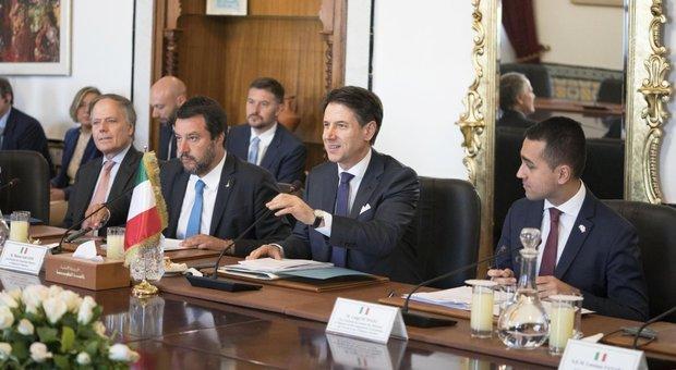 Italia fuori da recessione, Pil +0,2%