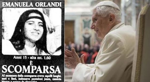 Emanuela Orlandi, il fratello chiede aiuto a Ratzinger: «Non si porti segreti nella tomba»