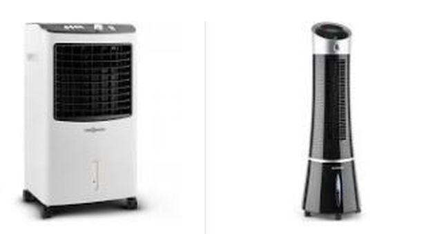 immagine Condizionatori portatili: quando il climatizzatore diventa un oggetto di design