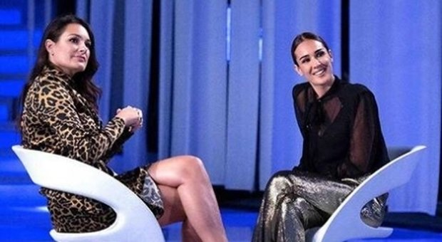 Verissimo, Alena Seredova: «Buffon? Sto bene ora che è a Parigi. Di sassolini ne ho tanti»