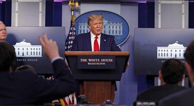 Coronavirus, gli Stati Uniti escono dall'Oms: la notifica di Trump al Congresso