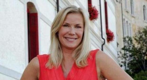 immagine Katherine Kelly Lang, la Brooke di Beautiful, mette in vendita la sua villa per ottocentomila dollari
