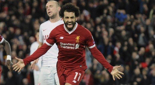 Il Liverpool umilia lo Spartak Mosca: 7-0 e 1° posto. Agli ottavi anche il Siviglia, il Porto e lo Shakhtar. Record per CR7: in gol nei 6 match