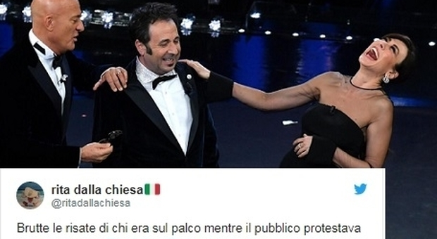 Loredana Bertè Rita Dalla Chiesa | Twitter | Polemiche | Sanremo 2019