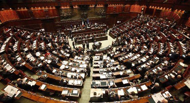 Il parlamento riapre dopo le ferie iniziate il 4 agosto for Camera dei deputati commissioni