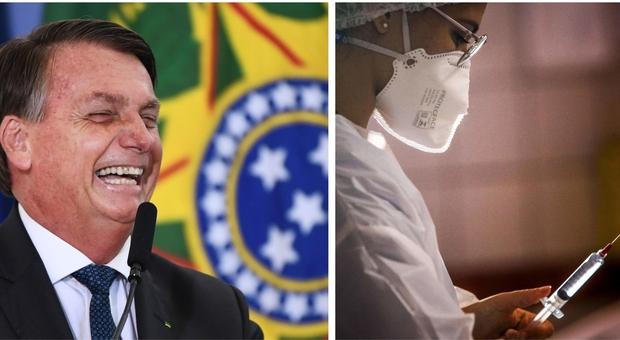 Brasile, schiaffo della Corte suprema a Bolsonaro: «Il vaccino sarà obbligatorio per tutti»
