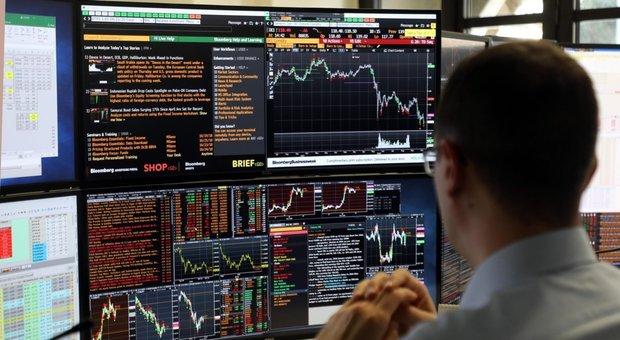 Spread a 290 punti, Borse europee deboli