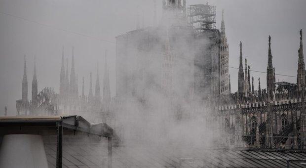 Smog, a Milano stop al traffico da domani, in anticipo di due giorni