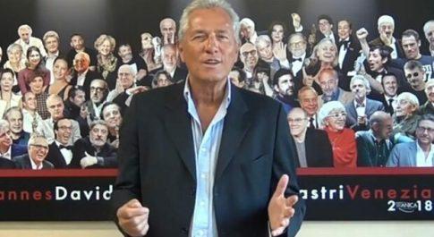 Francesco Rutelli, presidente dell'Anica