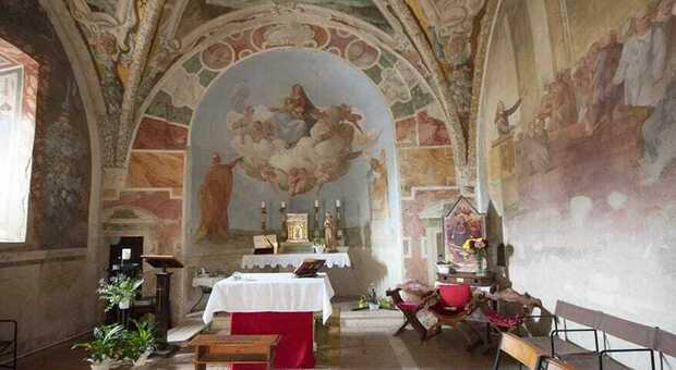 Alviano, San Francesco nominato compatrono: «Qui il miracolo delle rondini»