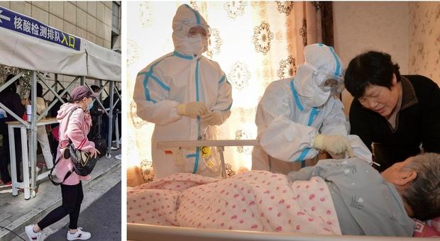 Covid, in Cina torna la paura: nuovi casi interni, test a milioni di persone e scuole chiuse