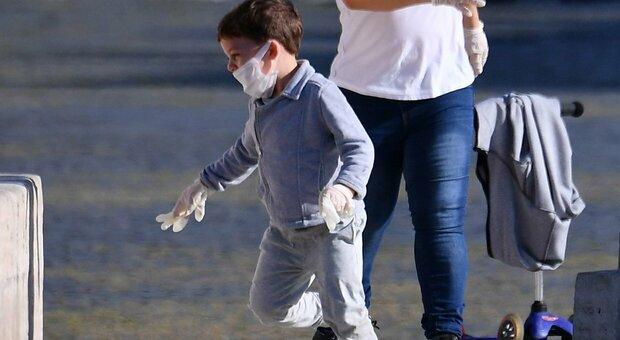 Gimbe: aumenta circolazione Covid tra i bambini