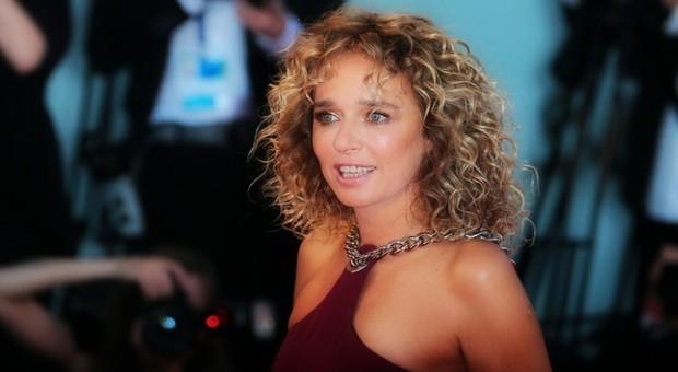 L'attrice e produttrice Valeria Golino