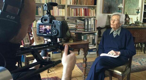 Marisa Rodano, 'ragazza del 46' compie 100 anni