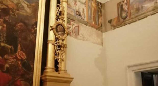 Vaticano, troppe infiltrazioni e umidità nel Palazzo Apostolico: ultimo danno alla Sala Sobieski