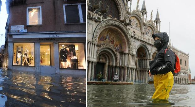 Venezia, il Mose non si alza. Il procuratore di San Marco: «Situazione drammatica»