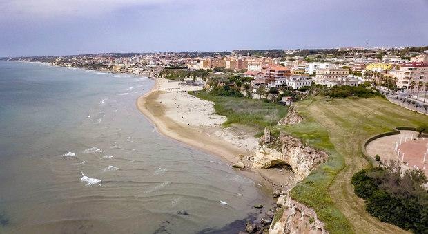 Ad Anzio sventola la Bandiera blu: «Il mare più bello di Roma»
