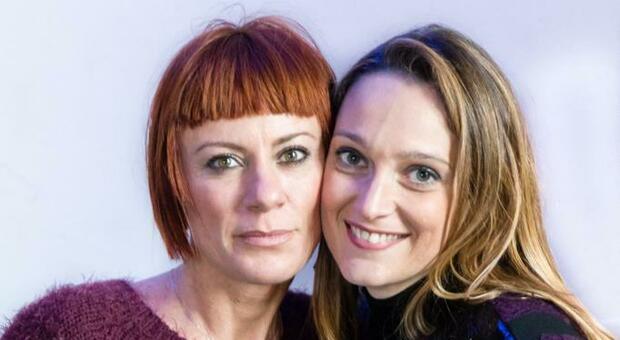 Francesca Fiore e Sarah Malnerich