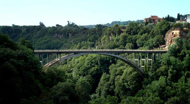 Il ponte di Blera