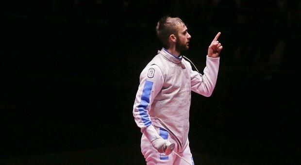 Chi è Daniele Garozzo, il fiorettista ultima speranza d'oro della scherma, già campione olimpico a Rio 2016