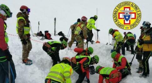 Friuli, valanga sul Jôf di Montasio: morti due escursionisti
