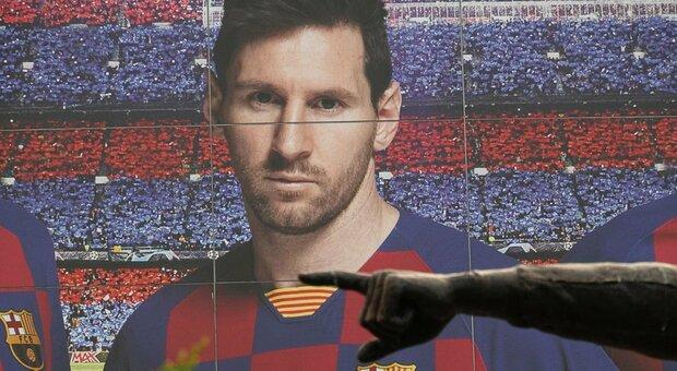 Messi: «Resto a Barcellona, non avrei mai fatto causa al club della mia vita»