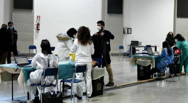 Viterbo, frenata del Covid nel fine settimana: 11 positivi ma i guariti sono 14