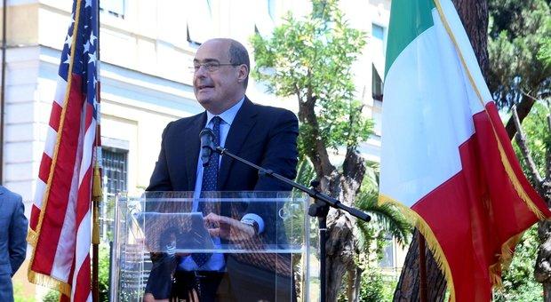 Zingaretti apre a M5S: «Alleanze alle Regionali? Dobbiamo provarci»