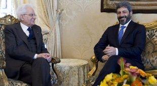 Il Colle e la trattativa Niente incarico a Salvini, verso l'esplorazione Fico L'anteprima sul Messaggero Digital