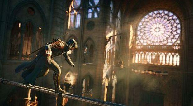 Assassin's Creed Unity, Parigi rivive nel '700