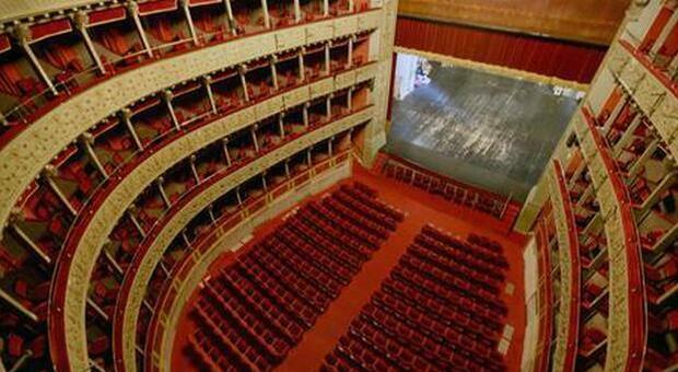 Il teatro Valle di Roma