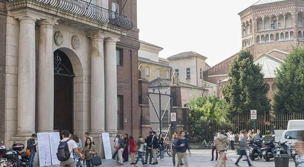 La sede dell'università Cattolica