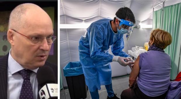 Vaccino Covid, Ricciardi: «Sarà alutato per la sicurezza, se funziona dico sì all'obbligo»