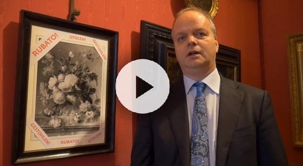 Gli Uffizi vogliono indietro il quadro olandese rubato dai nazisti