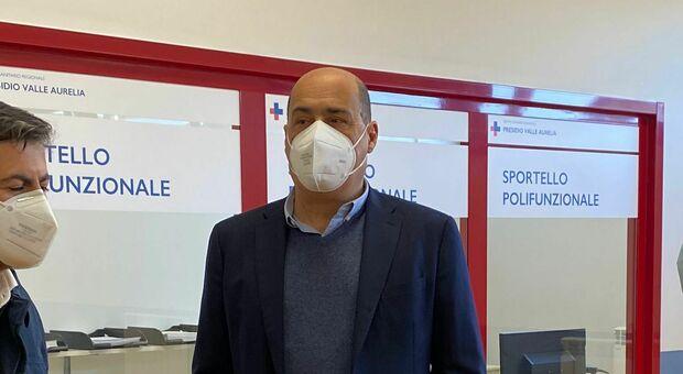 Roma, a Valle Aurelia apre un nuovo centro prelievi. Zingaretti: «Grazie alla sinergia tra Asl Roma 1 e Ater»