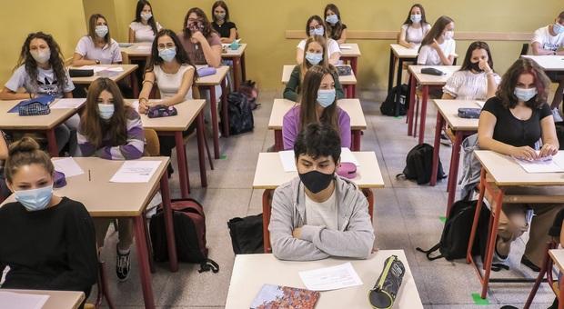 Scuola, dal 26 aprile probabile rientro in classe di tutti gli studenti tranne quelli in zona rossa
