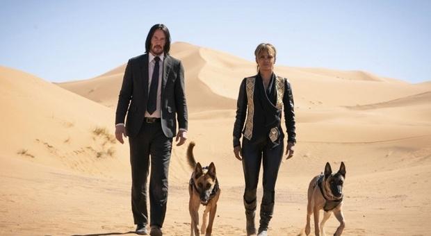 Stasera in tv, lunedì 13 settembre su Rai 2 «John Wick 3 - Parabellum»: curiosità e trama del film con Keanu Reeves