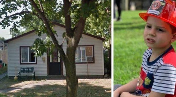 Bimbo di 4 anni sbranato e ucciso dal pitbull di amici ospitato dai genitori in casa
